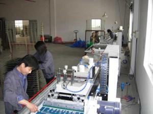 Automatic Screen Print Machine